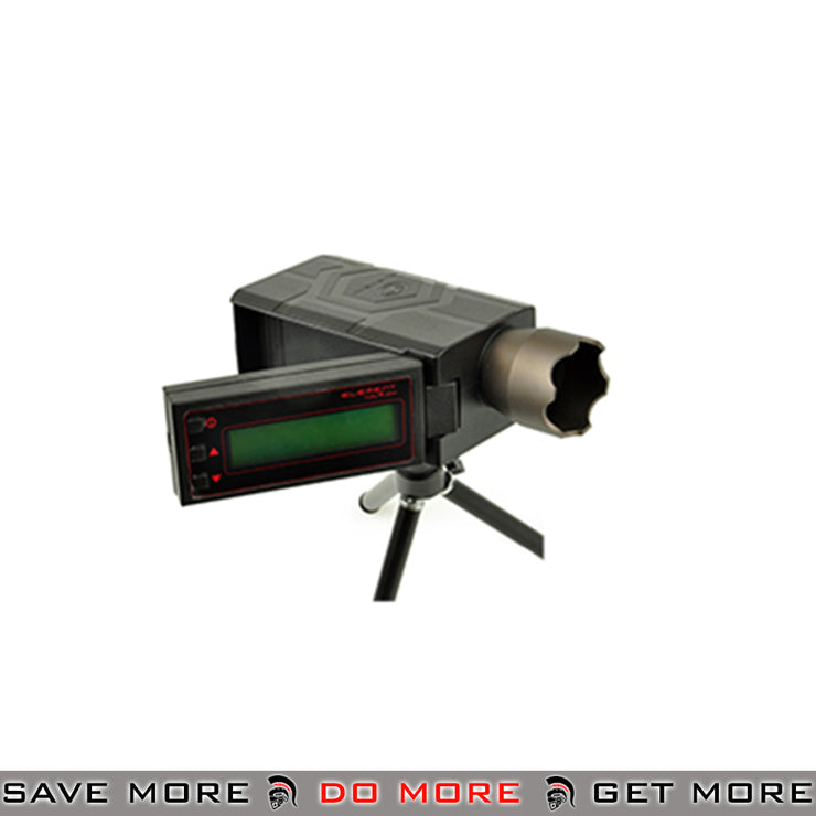 Element E1000 Airsoft Shooting Chronograph w/ Flipout LCD Display & Mini Tripod chronograph- ModernAirsoft.com
