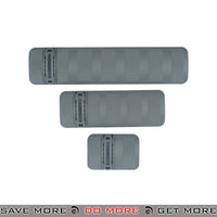 Element Tactical Battle Nylon Rail Covers Set EX319G - 3 pcs, Foliage Green Rail Accessories- ModernAirsoft.com