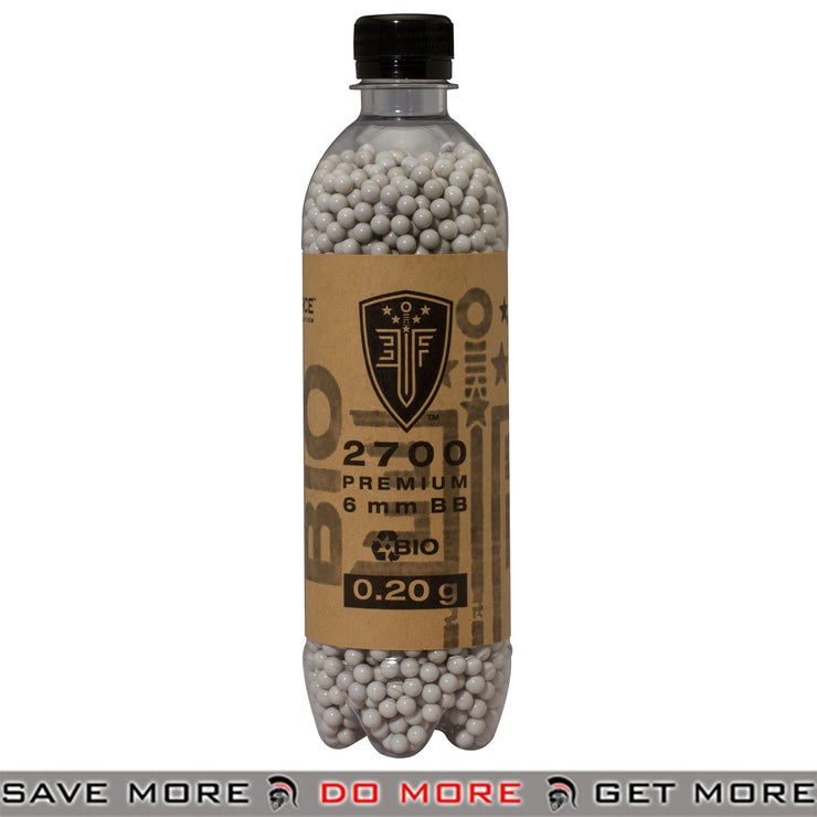 Elite Force Biodegradable BBs - (2700ct / 0.20g) - 2211073