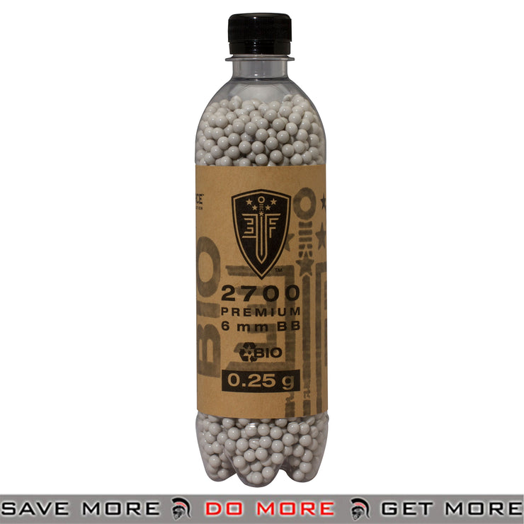 Elite Force Biodegradable BBs - (2700ct / 0.25g) - 2211074