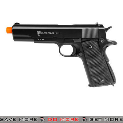 Elite Force 1911 A1 CO2 Full Metal Airsoft Gas Blowback Pistol by Umarex / KWC [GP-UREX-1911-2279314] - Black