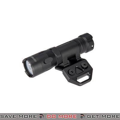 Opsmen FAST 301 800 Lumen Stainless Steel Keymod Mount Flashlight [ FAST301K-BK ] - Black