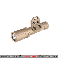 Opsmen FAST 501 Series 1000 Lumen Steel Keymod Mount Flashlight [ FAST501K-TN ] - Tan
