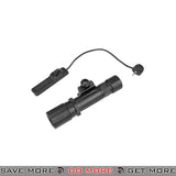Opsmen FAST 501 Series 1000 Lumen Steel Picatinny Mount Flashlight [ FAST501R-BK ] - Black