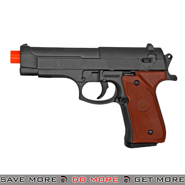 G22M M92 Heavy Weight Metal Replica Spring Pistol