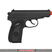 UKARMS G29B Makarov Heavy Weight Metal Replica Spring Pistol - Black Air Spring Pistols- ModernAirsoft.com