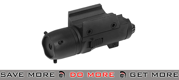 CYMA Red Laser Sight Sight from G6A Spring Pistol - BLACK Lasers- ModernAirsoft.com