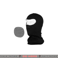 G-Force Tactical Balaclava w/ Integrated Mouth Guard - Black Head - Hats- ModernAirsoft.com