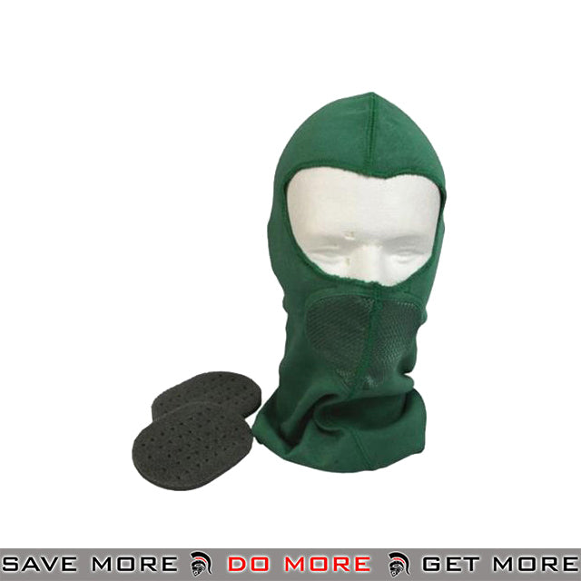 G-Force Tactical Balaclava w/ Integrated Mouth Guard - OD Green Head - Hats- ModernAirsoft.com