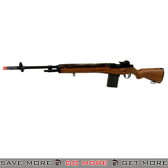 G&G Full Size M14 Airsoft AEG Rifle (Imitation Wood)