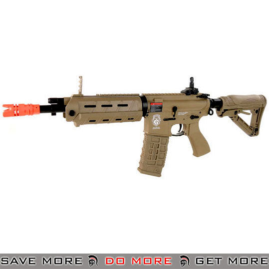 G&G Full Metal GCR4 G26 Airsoft Electric AEG Rifle (Tan)