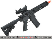 "GHK M4A1 MOD1 with 9.5"" Keymod Handguard Airsoft GBB Rifle Gas Blowback Rifle- ModernAirsoft.com"