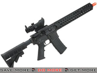 "GHK M4A1 MOD2 with 13.5"" Keymod Handguard Airsoft GBB Rifle Gas Blowback Rifle- ModernAirsoft.com"