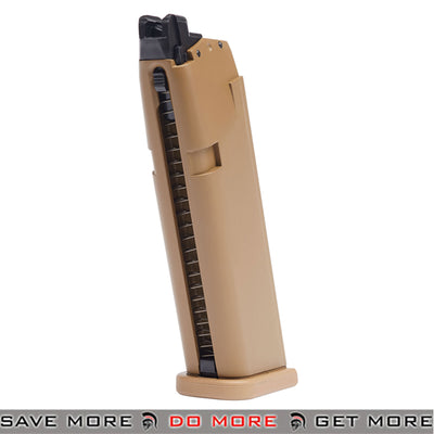 Elite Force 20 Round Gas Blowback Magazine for Licensed Glock 19x Airsoft Pistol by VFC