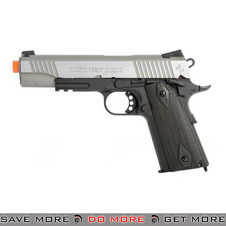Colt 1911 Metal CO2 Powered Blowback Airsoft Pistol