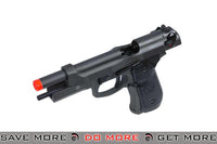 New Version HFC Full Metal / Fully Automatic Select Fire Airsoft M9 Special Force Gas Blowback HFC- ModernAirsoft.com