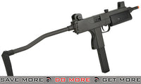 HFC Full Metal T77 Mac11 Select Fire Airsoft Sub Machine Gun HFC- ModernAirsoft.com