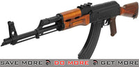 GHK Full Metal AKM Airsoft GBB Rifle with Real Wood Furniture GHK- ModernAirsoft.com