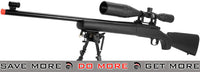 KJW Full Metal M700 High Power Airsoft Gas Sniper Rifle (Take Down Model) Gas Rifles (Non-Blowback)- ModernAirsoft.com