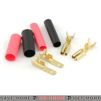 GATE Flat Airsoft Motor Terminal Connectors Set