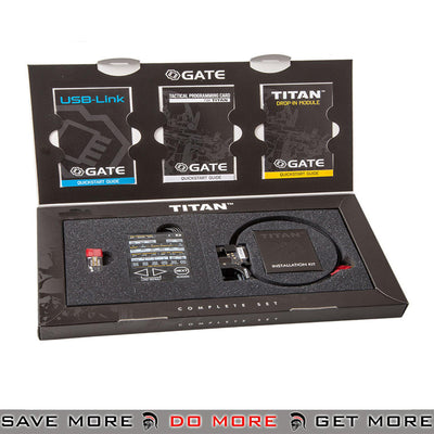 GATE TITAN Advanced Drop-In Mosfet (V2 / Rear Wired)