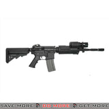 Dytac  M4 Airsoft Carbine AEG Night Stalker Rifle - Black Airsoft Electric Gun- ModernAirsoft.com
