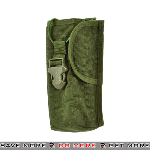 TMC Tactical MOLLE PRC 148 Radio Pouch Accessory - OD Green Others / Pouch Accessories- ModernAirsoft.com