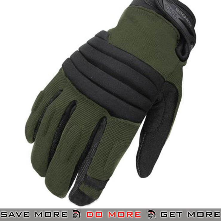 Condor STRYKER Tactical Gloves (Sage / Medium) Gloves- ModernAirsoft.com