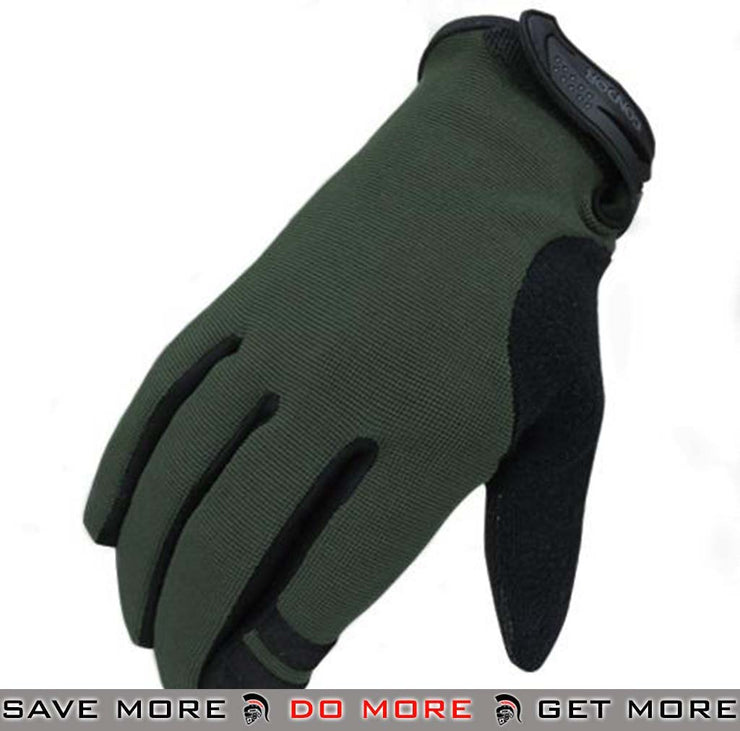 Condor Medium Sage Green Shooter Tactical Gloves Gloves- ModernAirsoft.com
