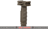 G&G Armament Mold Injection Forward Grip for Rail Systems Vertical Grips- ModernAirsoft.com