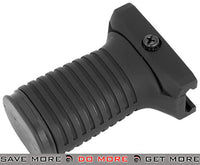 AIM Sports RIS Tactical Vertical Stub Grip with Battery Compartment Vertical Grips- ModernAirsoft.com