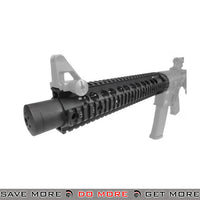 KWA Guardian Rail Kit for KM4 Series AEGs RIS / RAS / Rails- ModernAirsoft.com