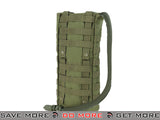 Condor Black MOLLE Style Water Hydration Carrier Black Hydration Carriers- ModernAirsoft.com