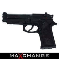 z MaxChange Used KJW Full Metal M9 Elite Airsoft GBB Pistol
