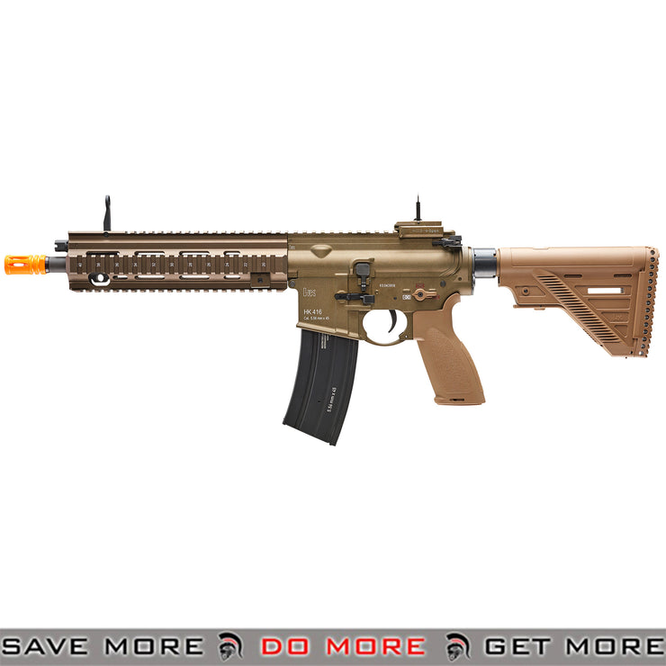 Elite Force HK 416A5 Tan AEG Airsoft Rifle H&K Licensed 416A5 VFC