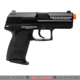 Heckler & Koch USP Compact NS2 Full Metal Airsoft Gas Blowback Gun by KWA