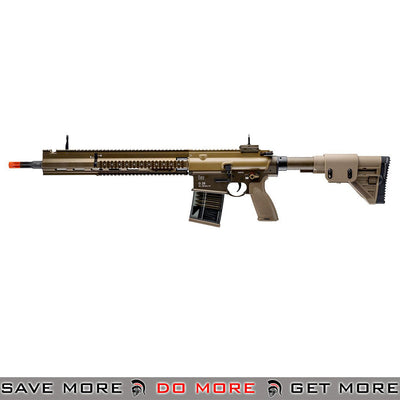Elite Force / Umarex H&K G28 Designated Marksman Rifle Airsoft AEG by VFC (Dark Earth / Standard Edition)