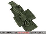Condor Hook & Loop / Wrap Around Universal Holster (OD Green) Holsters - Fabric- ModernAirsoft.com