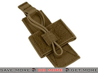 Condor Hook & Loop / Wrap Around Universal Holster (Tan) Holsters - Fabric- ModernAirsoft.com