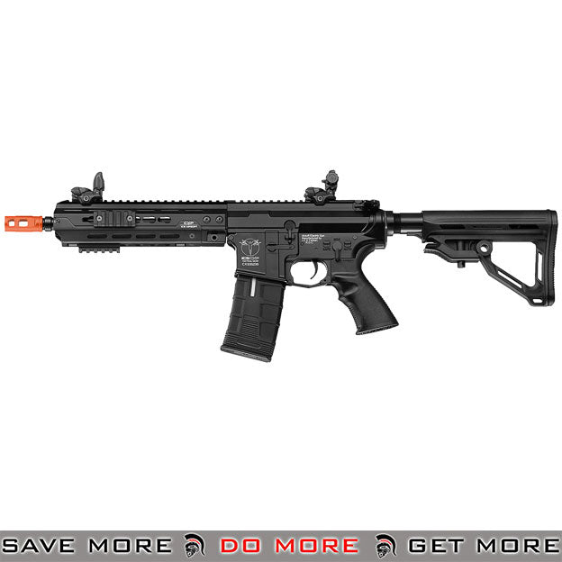 ICS Black CXP HOG Front Wired Keymod Airsoft AEG