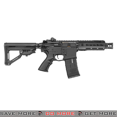 "ICS CXP-UK1 Black ""Captain"" MTR M4 Airsoft AEG with Full Metal Receiver"