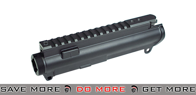 ICS Full Metal Upper Receiver for ICS M4 / M16 Series Airsoft AEG Metal Bodies / Receivers- ModernAirsoft.com