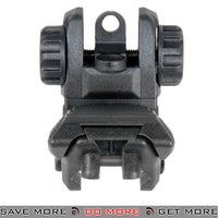 ICS CXP Airsoft Flip-up Rear Rifle Sight - MA-161