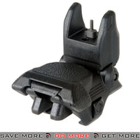 ICS Front Flip-Up Airsoft Iron Sight for 20mm Picatinny Rail - MA-160