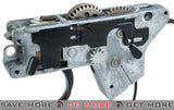 ICS Complete Lower Gearbox for APE Series Airsoft AEG Rifles Gearbox- ModernAirsoft.com