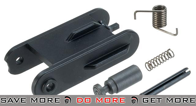 ICS Front Flip-Up Sight for APE Series Airsoft AEGs iron sights- ModernAirsoft.com