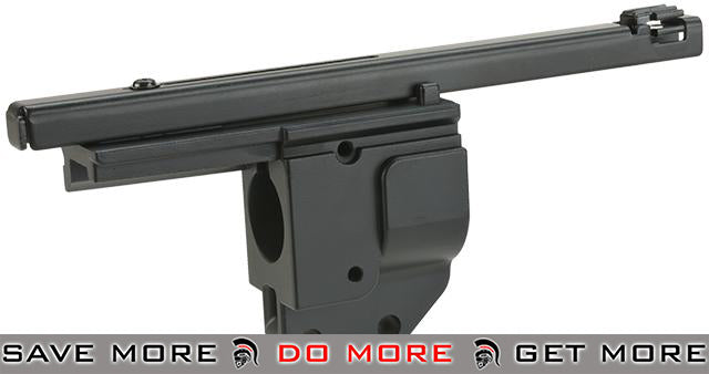 ICS Charging Handle and Barrel Lock Assembly for APE Series Airsoft AEGs Others- ModernAirsoft.com