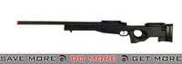 AGM Black L96 Bolt Action Sniper Rifle Bolt Action Sniper Rifle- ModernAirsoft.com