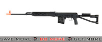 A&K SVD Dragunov Bolt Action Sniper Rifle w/ Folding Stock - Modern Airsoft