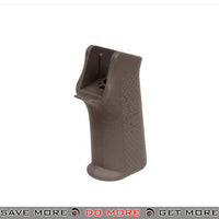 Madbull Airsoft Troy Battle Axe AEG Medium Motor Grip JAG-TROY-BGCT - Tan Motor / Hand Grips- ModernAirsoft.com
